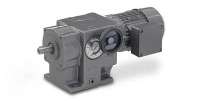 AM Serie - Helical Variable Speed Gear Motors