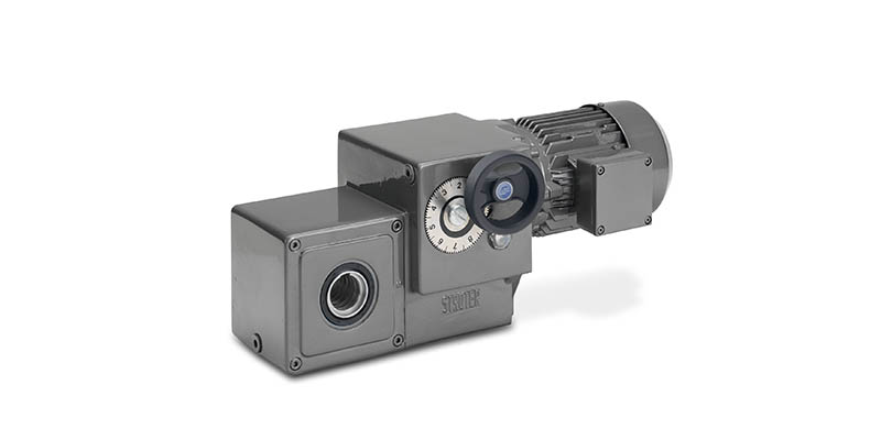AM/M Serie - Helical Bevel Variable Speed Gear Motors