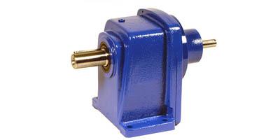 DSG Serie - Helical Gear Units