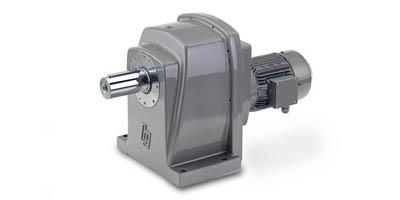 G Serie - Helical Gear Motors