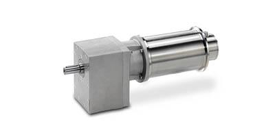 GE Serie - Stainless Steel Premium Helical Gear Motors