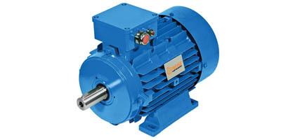 H5AZ/H7AZ-serie - 3-fase IE3 Draaistroommotoren