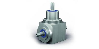 HDV-serie - RVS Kegelwiel Reductoren