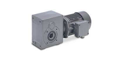 K Serie - Helical Bevel Gear Motors