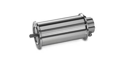 KBS-serie - Premium RVS Draaistroommotoren