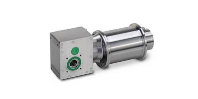 KE Serie - Stainless Steel Premium Helical Bevel Gear Motors