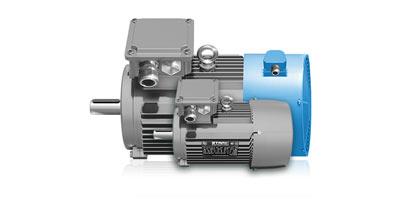 SA/SC-serie - 3-fase IE2/IE3 Draaistroommotoren
