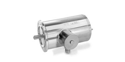 EBS-serie - Economy RVS Draaistroommotoren