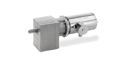 GE Serie - Economy Stainless Steel Helical Gear Motors