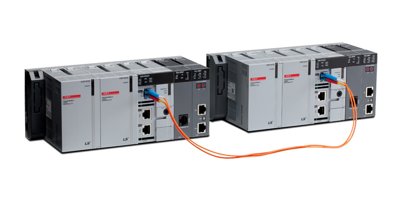 Rack type XGT Serie - PLC